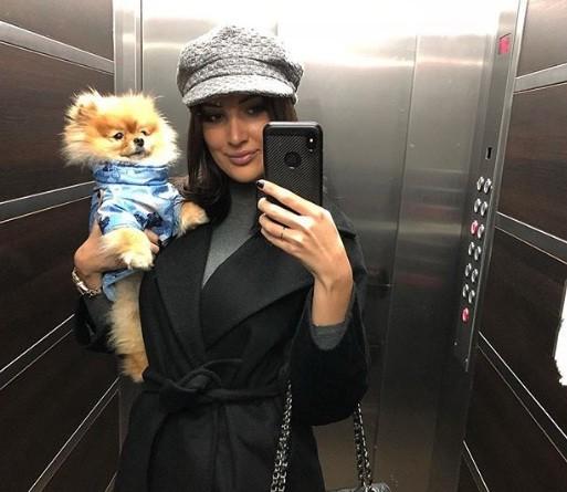 Од просечна девојка до дива која се капе во милиони: Александра Пријовиќ на своите почетоци